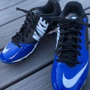 Nike Fast Flex Shark Vapor Cleats Size 5Y